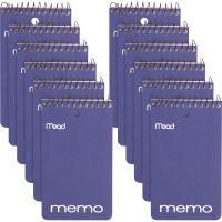 Mead Wirebound Memo Books MEA45354PK