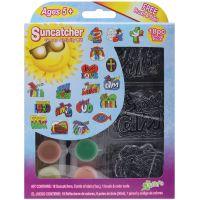Kelly's Kidz Sparkle Religious Suncatcher Activity Kit NOTM407363