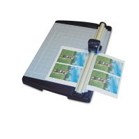 "X-ACTO Metal Base Rotary Trimmer, 10 Sheets, 11"" x 15"" EPI26455"