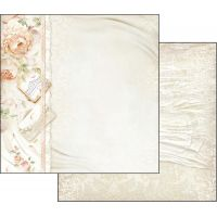 """Stamperia Double-Sided Cardstock 12""""X12"""" NOTM468773"""