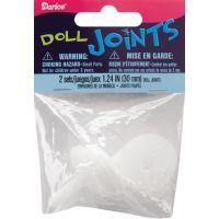 Doll Joints 30mm 2/Pkg NOTM354902