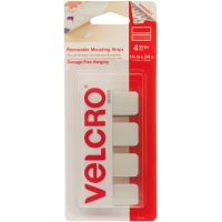 "Velcro(R) Brand Removable Mounting Strips 1.75""X.75"" NOTM320576"