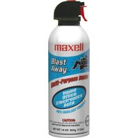 Maxell Blast Away Canned Air  MAX190025