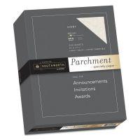 Southworth Parchment Specialty Paper, Ivory, 24lb, 8 1/2 x 11, 500 Sheets SOU984C