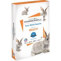 Hammermill Fore MP Multipurpose Paper, 96 Brightness, 24 lb, 11 x 17, White, 500 Sheets/Ream HAM102848