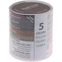 PanPastel Ultra Soft Artist Pastel Set 9ml 5/Pkg NOTM461075