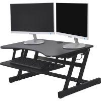 Lorell Adjustable Desk Riser Plus LLR99983