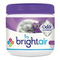 BRIGHT Air Super Odor Eliminator, Lavender and Fresh Linen, Purple, 14oz BRI900014