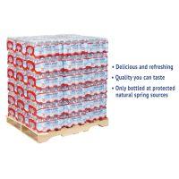 Crystal Geyser Alpine Spring Water, 16.9 oz Bottle, 35/Case, 54 Cases/Pallet CGW35001