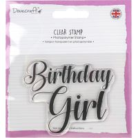 Dovecraft Clear Stamp NOTM040641