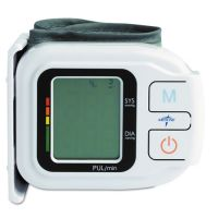 Medline Automatic Digital Wrist Blood Pressure Monitor, One Size Fits All MIIMDS3003