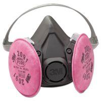 3M Half Facepiece Respirator 6000 Series, Reusable MMM6291