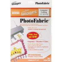 """Crafter's Images Photofabric 8.5""""X11"""" 5/Pkg NOTM101646"""