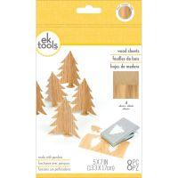 Wood Sheets 8/Pkg NOTM339438