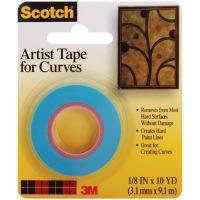 Scotch Artist Tape For Curves NOTM426309