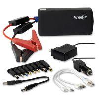 Weego Heavy Duty Jump Starter Battery+, 12V Li-Poly, 400 Peak Amp, 12000 mAh PRBJS12