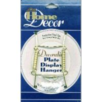"""Decorative Plate Display Hanger Expandable 3.5"""" To 5"""" NOTM223735"""