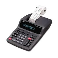 Casio FR-2650TM Two-Color Printing Desktop Calculator, Black/Red Print, 3.5 Lines/Sec CSOFR2650TM