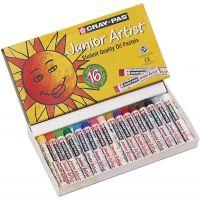 Cray-Pas Junior Artist Oil Pastels NOTM130412
