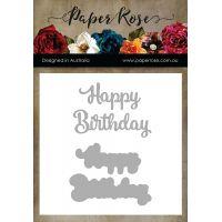 Paper Rose Dies NOTM433540