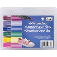 Fabric Markers Broad Tip 6/Pkg NOTM313217