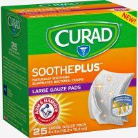 Curad SoothePlus Medium Non-stick Pads MIICUR204425AH