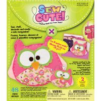 Owl Sew Cute! Felt Kit NOTM150347