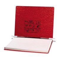 "ACCO PRESSTEX Covers w/Storage Hooks, 6"" Cap, 14 7/8 x 11, Executive Red ACC54079"