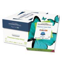 Hammermill Laser Print Office Paper, 98 Brightness, 24 lb, 11 x 17, White, 500 Sheets/Ream HAM104620