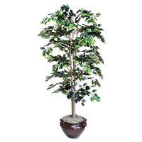 NuDell Artificial Ficus Tree, 6-ft. Overall Height NUDT7781