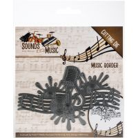 Find It Trading Amy Design Sounds Of Music Die NOTM416717