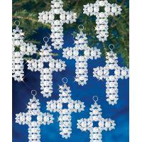 Holiday Beaded Ornament Kit NOTM446899