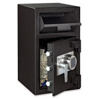Sentry Safe Digital Depository Safe, Extra Large, 1.09 ft3, 14w x 15 3/5d x 24h, Black SENDH109E