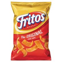 Fritos Corn Chips, 2 oz Bag, 64/Carton LAY44355