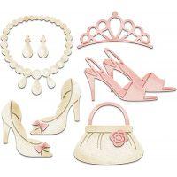 CottageCutz Bridal Accessories Dies NOTM059083