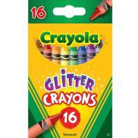 Crayola Glitter Crayons CYO523716