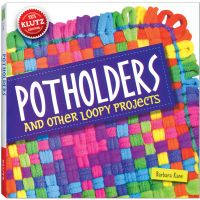 Potholders And Other Loopy Projects Book Kit NOTM029147