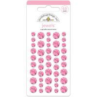 Doodlebug Adhesive Jewels  NOTM253533