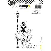 Carabelle Studio Cling Stamp A6 NOTM214774