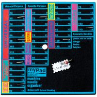 myPad For Needles Machine Needle Organizer NOTM081497