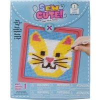 Learn To Sew Needlepoint Kit NOTM438796