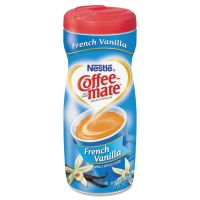 Coffee-mate French Vanilla Creamer Powder, 15oz Plastic Bottle NES35775