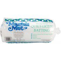 Mountain Mist Quilt-Light Polyester Batting NOTM217817