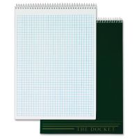 TOPS Docket Top Wire Quadrille Pad TOP63801