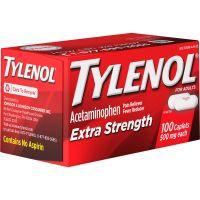 Tylenol Extra Strength Caplets JOJ044909