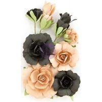 Zella Teal Flowers NOTM221816