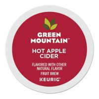 Green Mountain Hot Apple Cider K-Cups, 24/Box GMT6201