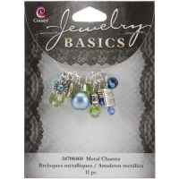 Jewelry Basics Metal Charms NOTM221149