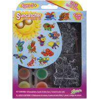 Kelly's Kidz Sparkle Insects Suncatcher Activity Kit NOTM413373