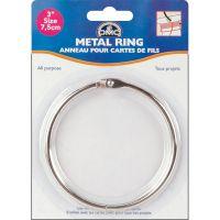 """Metal Ring 3"""" NOTM072636"""